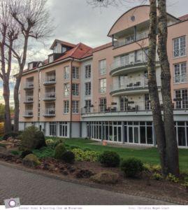 Das Lindner Hotel am Wiesensee
