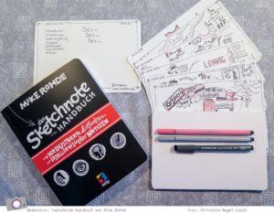 Das Sketchnote Handbuch von Mike Rohe