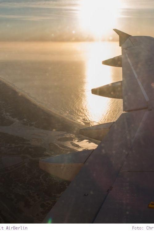 Air Berlin: Essen im Flugzeug