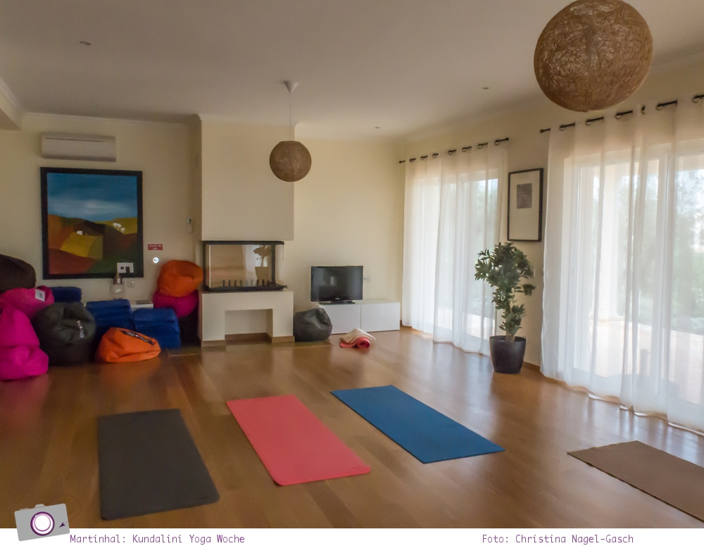 Yoga Retreat in Portugal - im Martinhal Beach Resort & Hotel