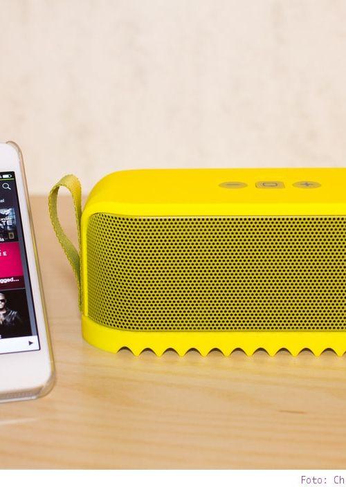 Jabra SOLEMATE: Bluetooth Lautsprecher