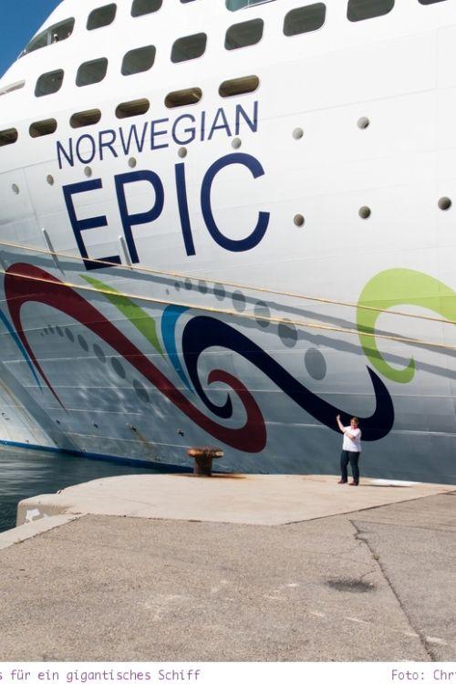 Norwegian Epic: meine erste Kreuzfahrt