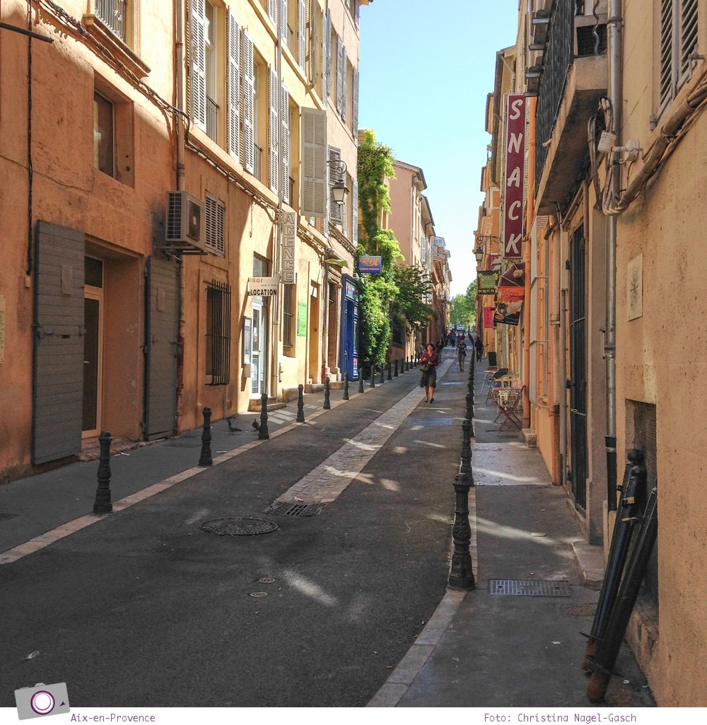 Norwegian Epic: Landgang in Aix-en-Provence