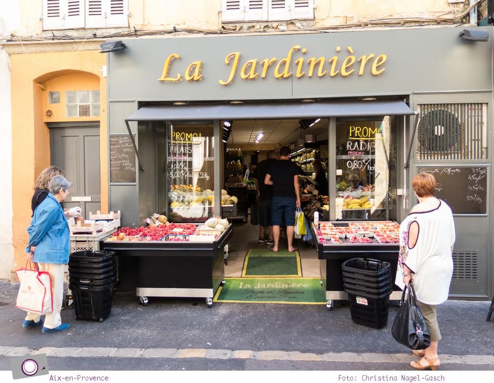 Norwegian Epic: Landgang in Aix-en-Provence