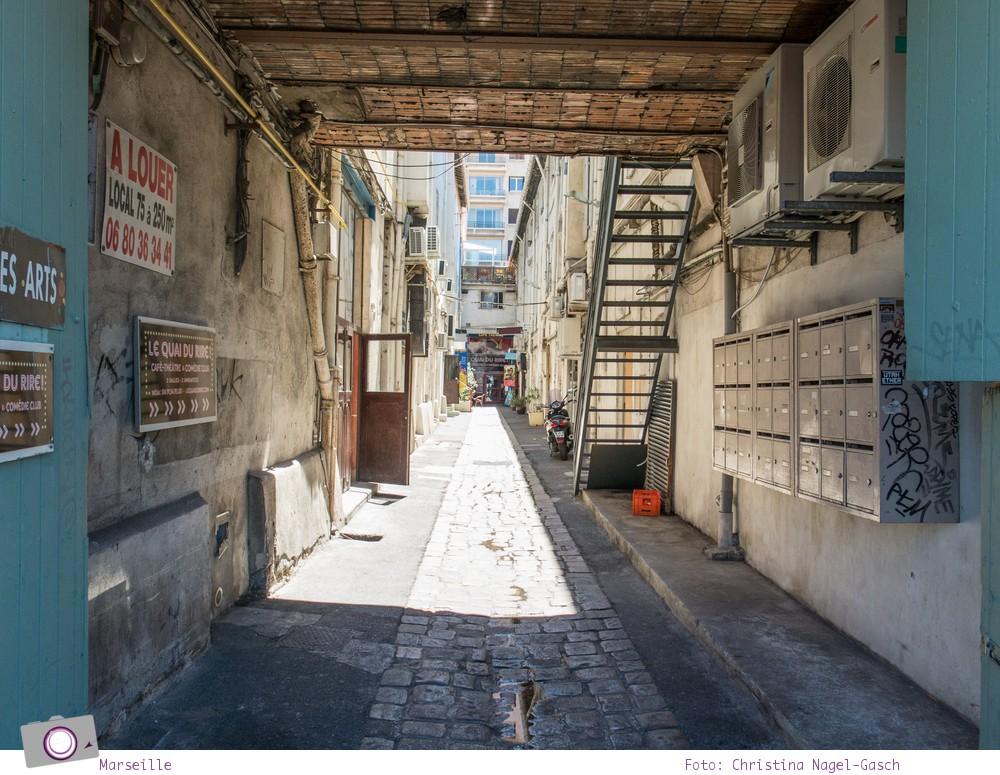 Norwegian Epic: Landgang in Marseille