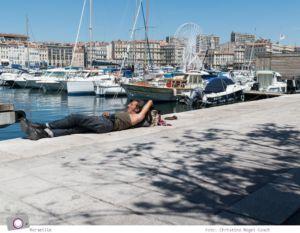 Norwegian Epic: Landgang in Marseille - der alte Hafen von Marseille