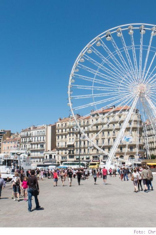 Landgang in Frankreich: Aix-en-Provence und Marseille in 10 Stunden
