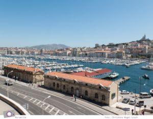 Norwegian Epic: Landgang in Marseille - Panorama Aussicht von Fort Saint Jean