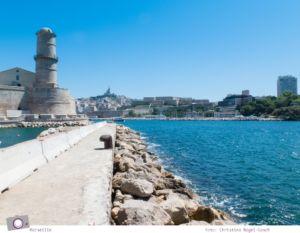 Norwegian Epic: Landgang in Marseille - Fort Saint Jean