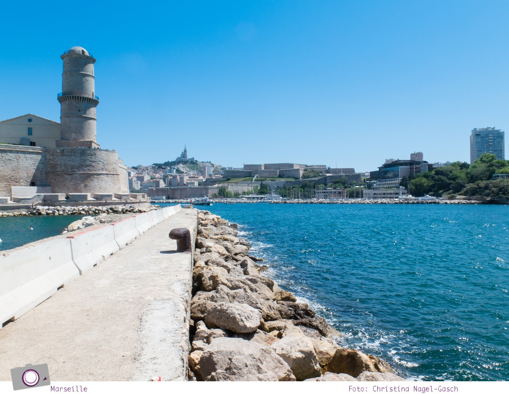 Norwegian Epic: Landgang in Marseille - Fort Saint Jean
