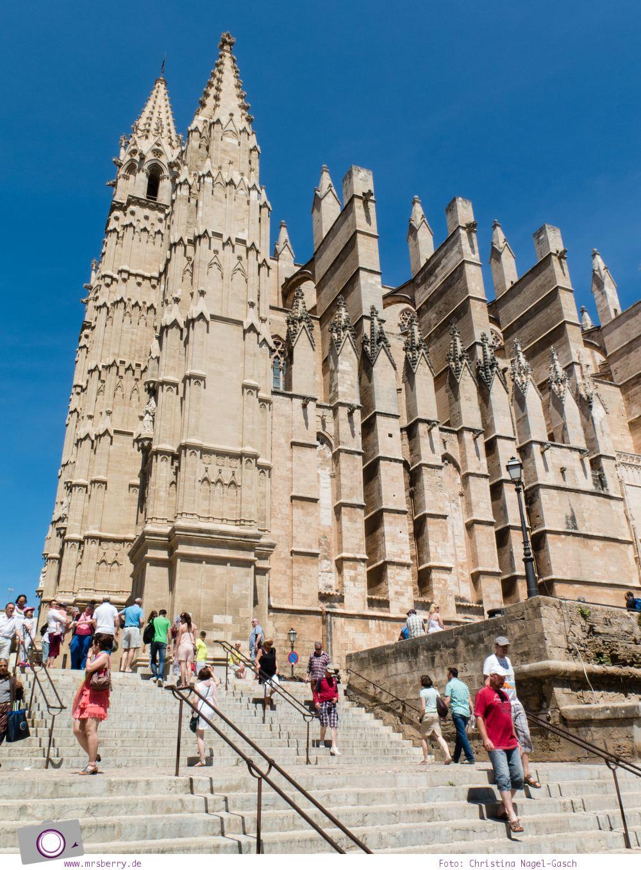 Norwegian Epic - Landgang in Palma de Mallorca: Kathedrale von Palma