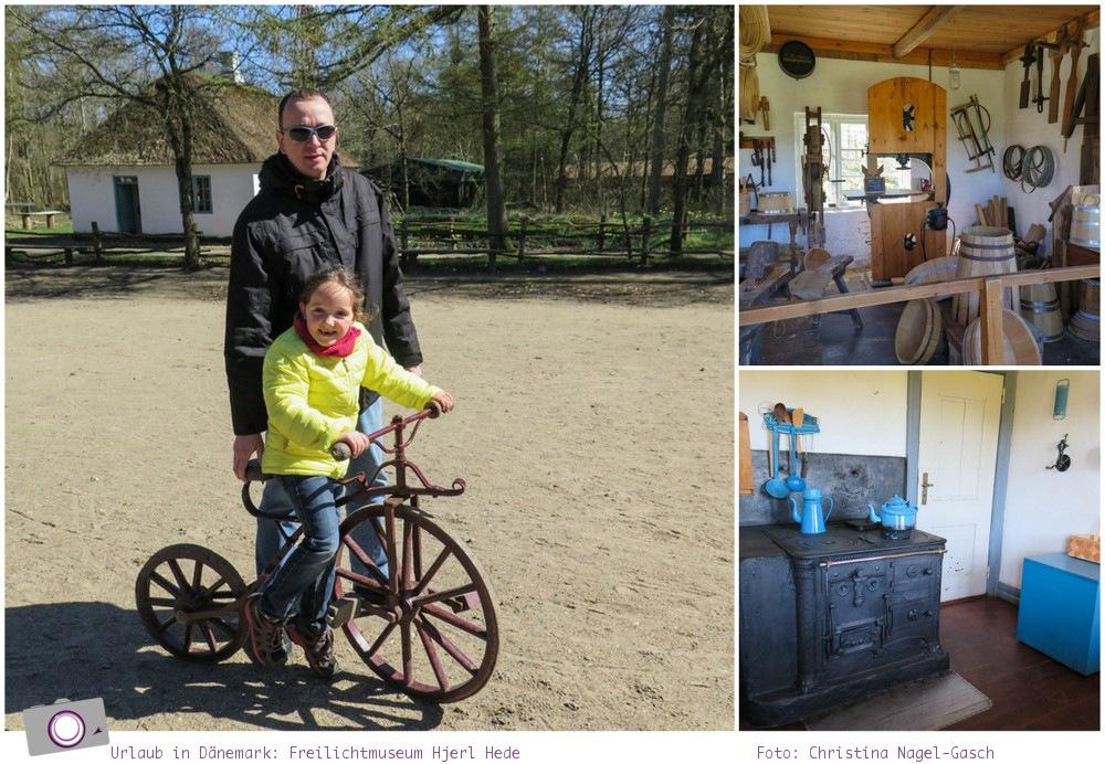 Urlaub in Dänemark: Tipps für den Limfjord - Freilichtmuseum Hjerl Hede
