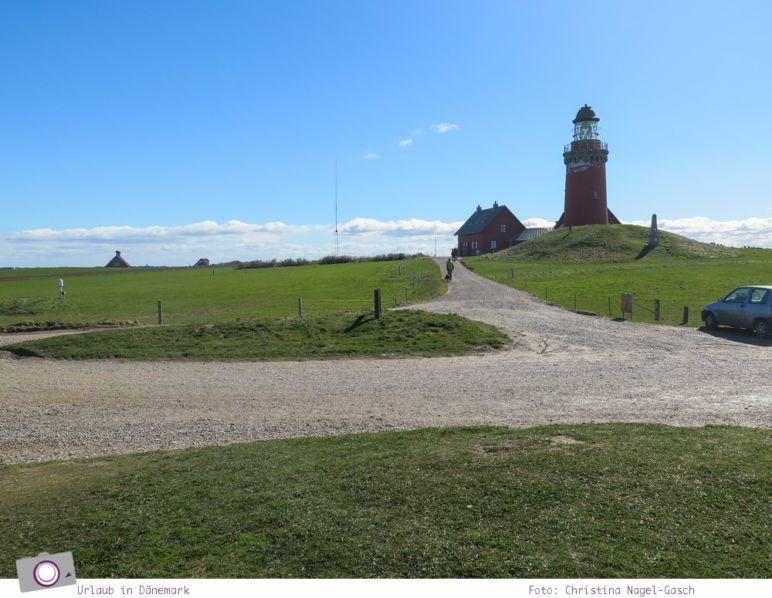 Urlaub in Dänemark: Tipps für den Limfjord - Leuchtturm Bovbjerg Fyr