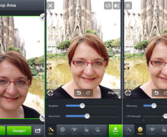 Die besten Foto Apps: Line camera - Beauty