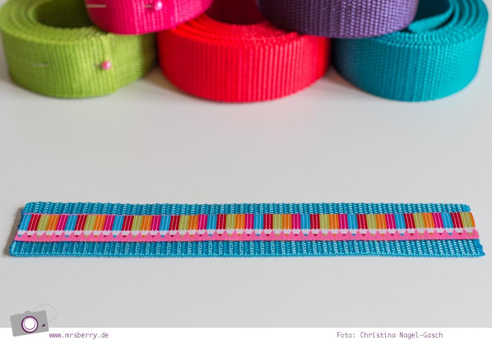 DIY: ein Armband für Kinder selbst nähen