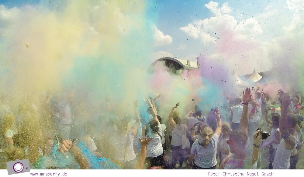 Holi Festival Of Colours Köln 2014