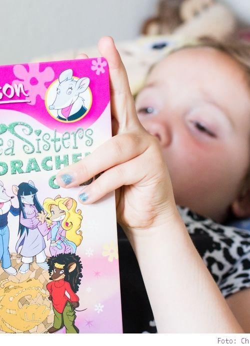 Kinderbuch Tipp: Die Thea Sisters und der Drachencode