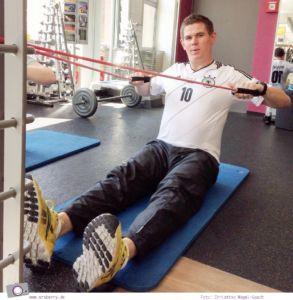Mein Personal Trainer von Fitness First.
