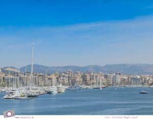 Reisefit: Bewegung beim Stadtrundgang in Marseille