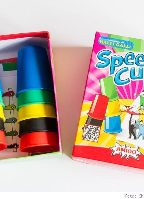 Hochstapler gewinnen – Speed Cups2 im Spieletest