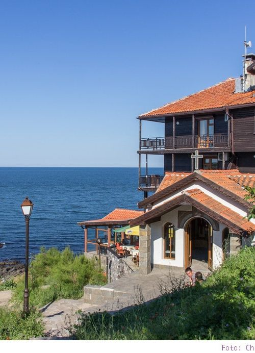 Bulgarien: Tradition und Romantik in Sozopol