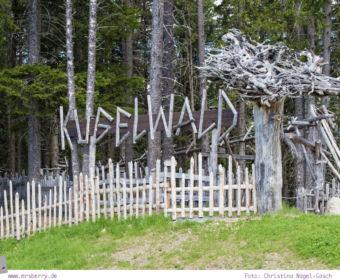 Familien-Spass in Tirol: Kugelwald am Glungezer