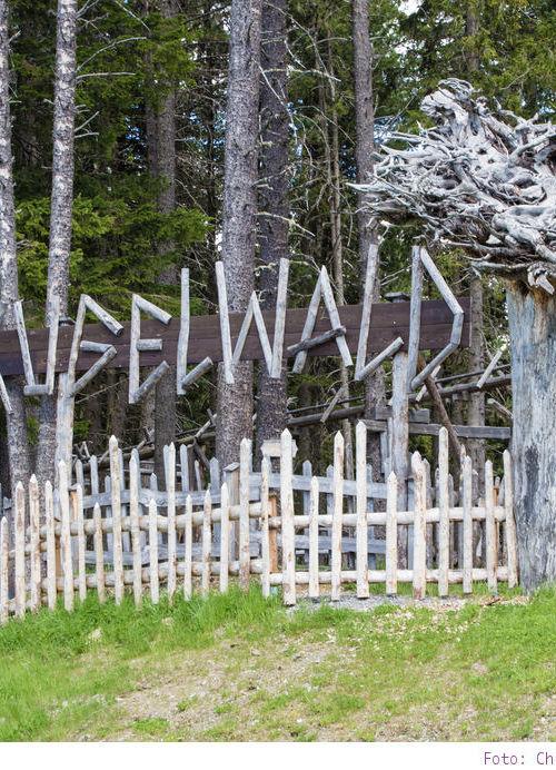 Familien-Spaß in Tirol: Kugelwald am Glungezer