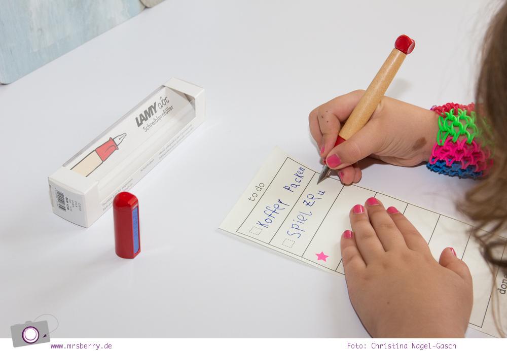 Grundschule: Schreiben lernen mit LAMY – Schreiblernfüller
