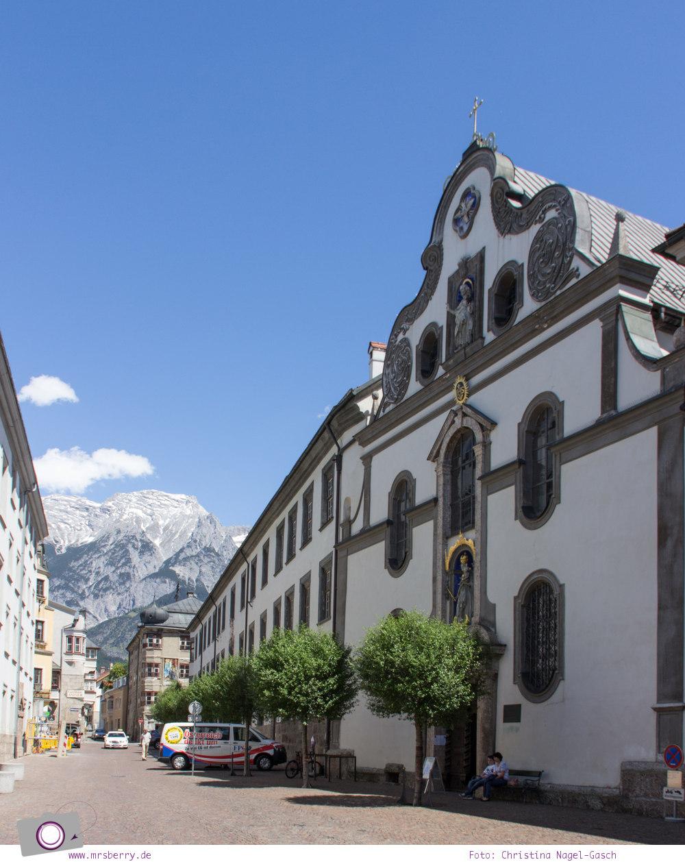 Eindrücke aus Hall-Wattens in Tirol -  Stadtrundgang