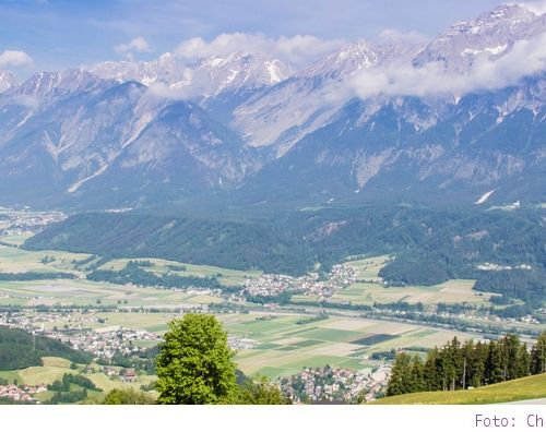 Bloggertreffen in Tirol: Hall-Wattens entdecken