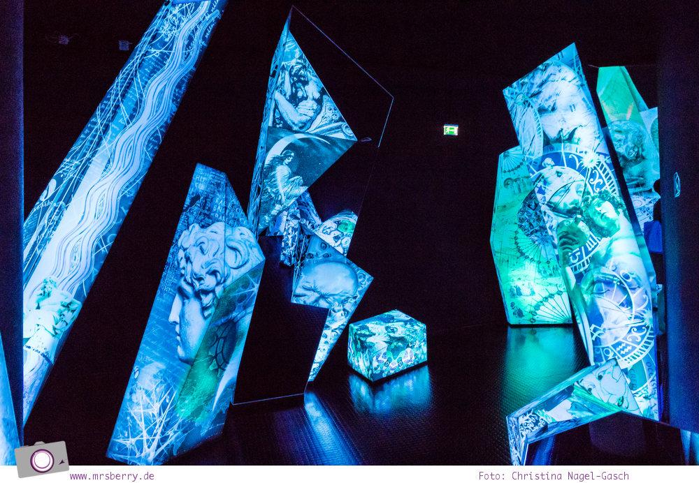 Swarovski in Watten in Tirol - Kristallwelten mit den 14 Wunderkammern