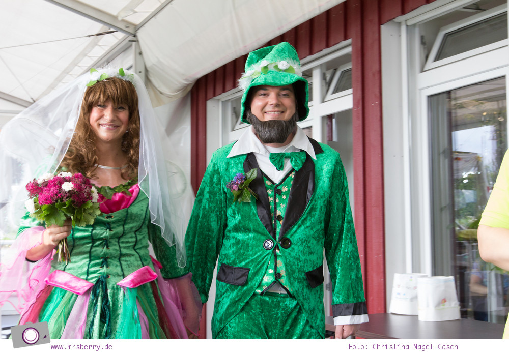 Urlaub in der Eifel: Lindner Ferienpark am Nürburgring - Kinderprogramm mit Fee Linda und Kobold Linus