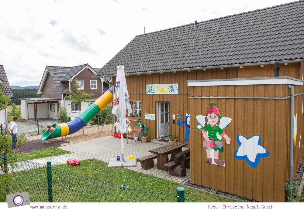Urlaub in der Eifel: Lindner Ferienpark am Nürburgring - Kids Chaos Club