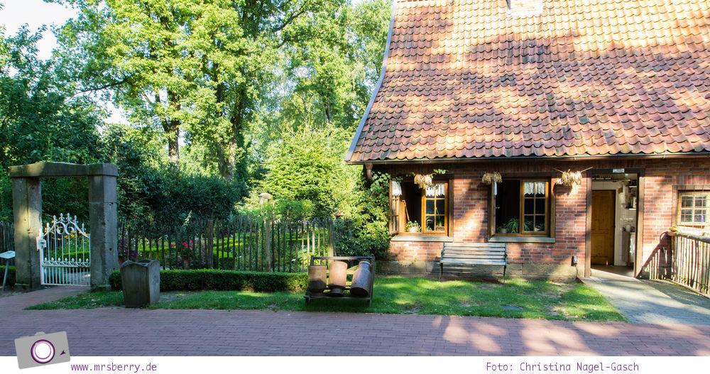 Ferien im Emsland: Tierpark Nordhorn - Vechtehof