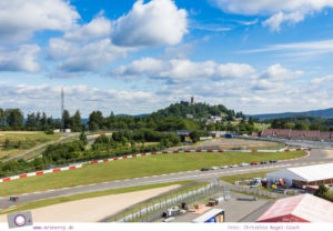Führung über das Nürburgring-Gelände