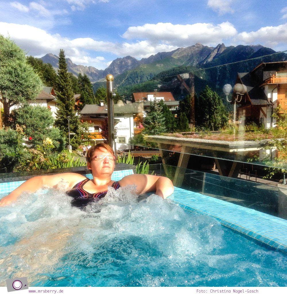 Reisefit Rückblick - Relaxen im Jacuzzii