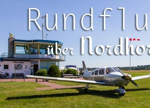 Ein Rundflug über Nordhorn