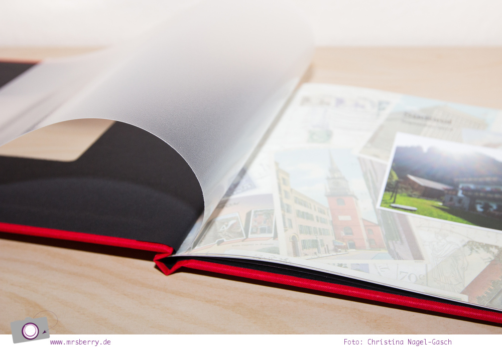 Fotobuch mit der My KODAK Moments App erstellt