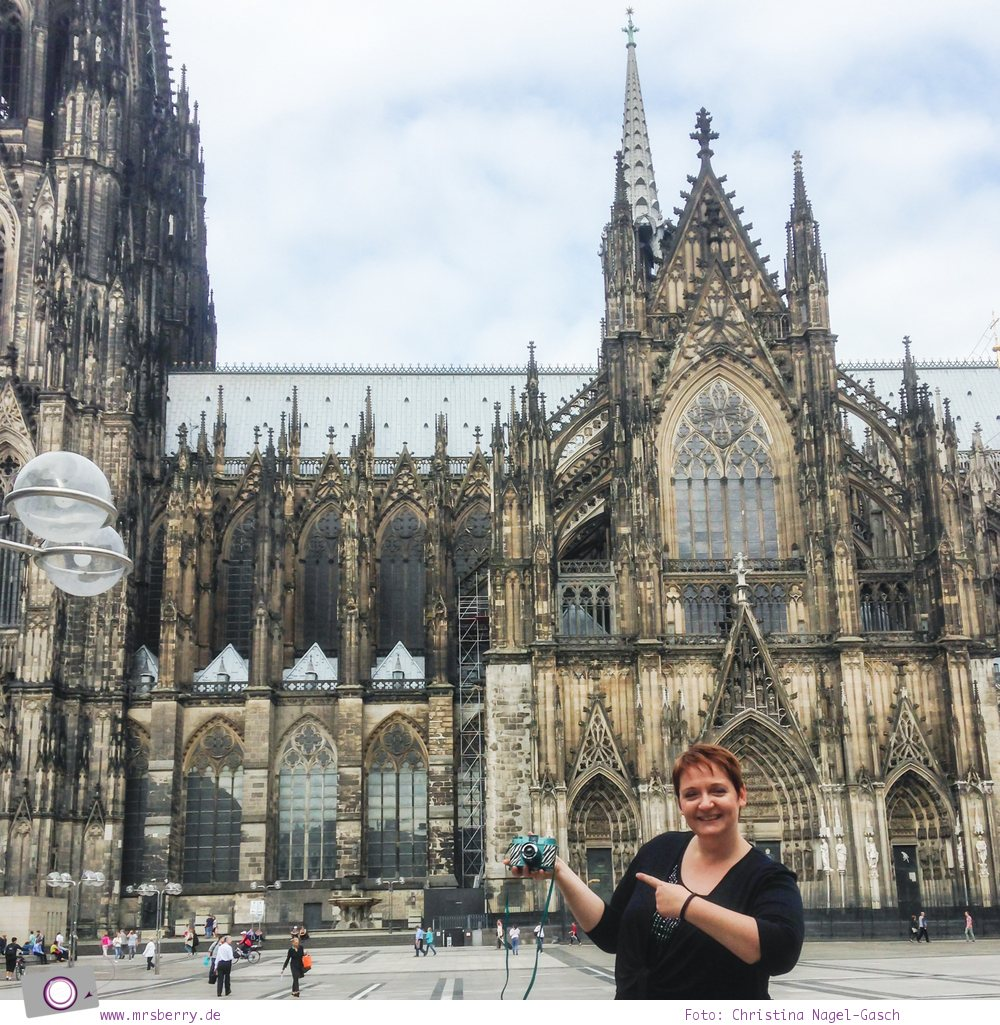 Photokina 2014: Lomography am Kölner DOM