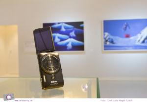 Photokina 2014: nettes Spielzeug mit Selfie Funktion, die S6900 von Nikon