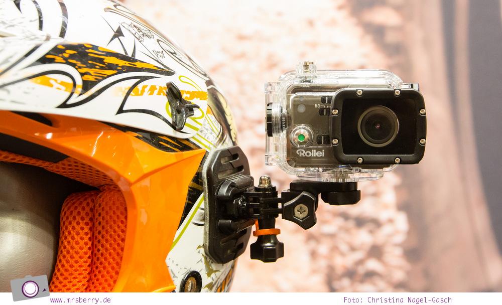 Photokina 2014: günstige Actionkamera von Rollei