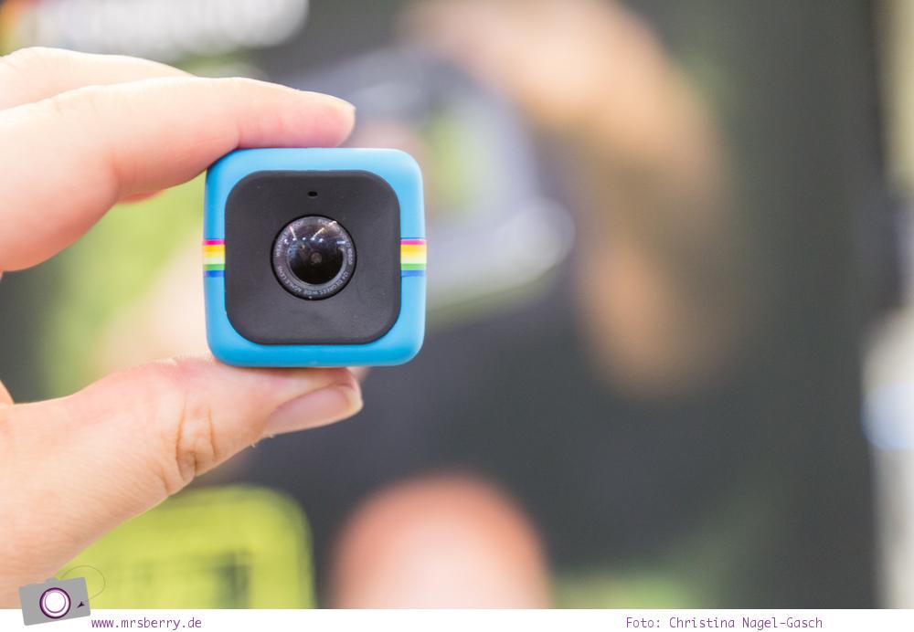Photokina 2014: Polaroid Cube - Actionkamera