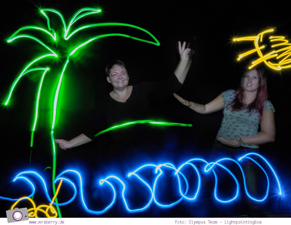 Olympus Photography Playground: Lightpaintingbox