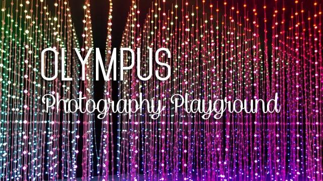 Olympus Photography Playground: Submergence | Squidsoup (Künsterlgruppe)