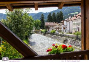 Südtirol: beschauliches Sarnthein