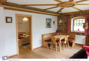 Südtirol: Urlaub auf dem Bauernhof - der Thomasegg-Hof im Sarntal
