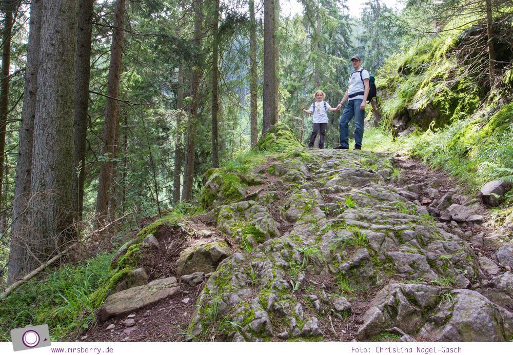 Südtirol: Wanderung zum Puter Kreuz