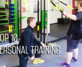 (M)ein Personal Training: Top 10 Gründe für ein Personal Training