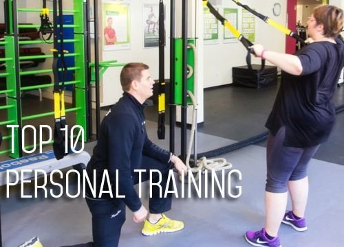 Top 10 Gründe für ein Personal Training