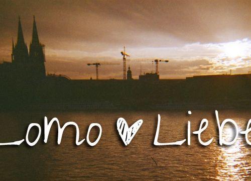 Lomo Liebe | Köln Analog und ein geiler Sonnenuntergang